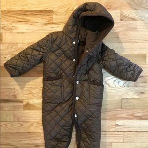 Leveret snow suit